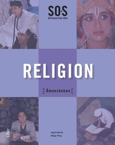 bokomslag SO-serien Religion Ämnesbok