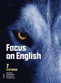 bokomslag Focus on English 7 Textbook