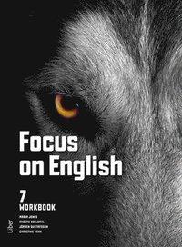 bokomslag Focus on English 7 workbook