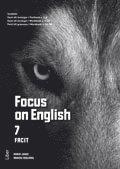 bokomslag Focus on English 7 facit