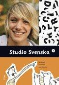 bokomslag Studio Svenska 3 Grundbok