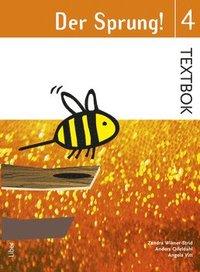 bokomslag Der Sprung 4 Textbok