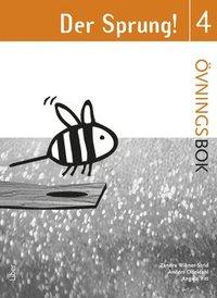 bokomslag Der Sprung 4 Övningsbok
