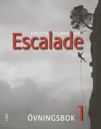 bokomslag Escalade 1 Övningsbok