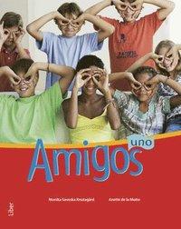 bokomslag Amigos uno Allt-i-ett-bok