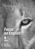 bokomslag Focus on English 8 Key