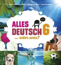 bokomslag Alles Deutsch 6 Allt-i-ett-bok