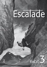 bokomslag Escalade 3 Facit