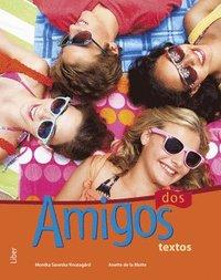 bokomslag Amigos 2 Textbok