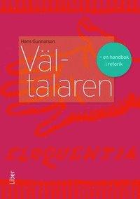 bokomslag Vältalaren - en handbok i retorik