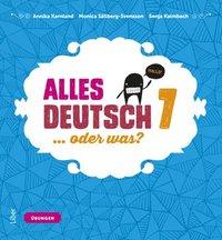 bokomslag Alles Deutsch 7 Övningsbok - Tyska för grundskolan