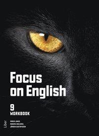 bokomslag Focus on English 9 Workbook