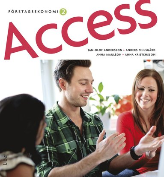 bokomslag Access Företagsekonomi 2, Fakta