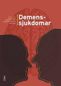 bokomslag Boken om demenssjukdomar