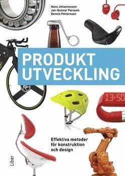 bokomslag Produktutveckling - Effektiva metoder för konstruktion och design