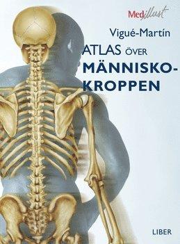 bokomslag Atlas över människokroppen