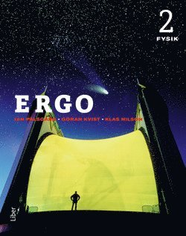 bokomslag Ergo Fysik 2