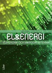 bokomslag Elektronik och mikrodatorteknik