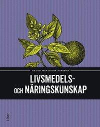 bokomslag Livsmedels- och näringskunskap