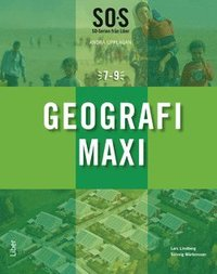 bokomslag SO-serien Geografi Maxi