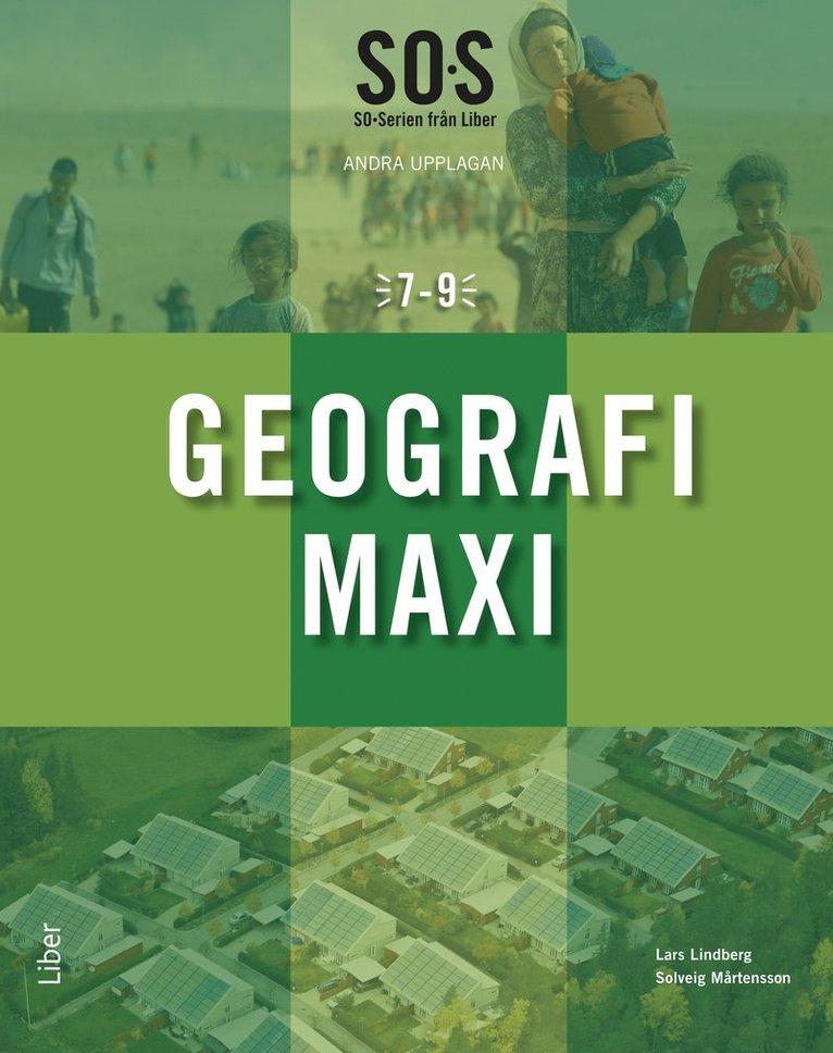 SO-serien Geografi Maxi 1