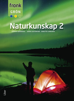 bokomslag Frank Grön Naturkunskap 2