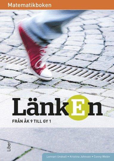 bokomslag Matematikboken Länken