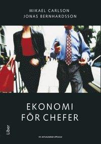 bokomslag Ekonomi för chefer