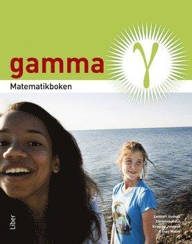 bokomslag Matematikboken Gamma Grundbok
