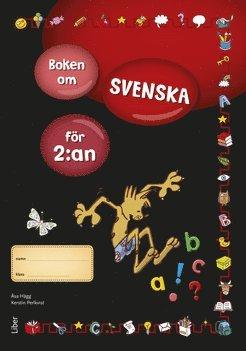 bokomslag Boken om svenska för 2:an