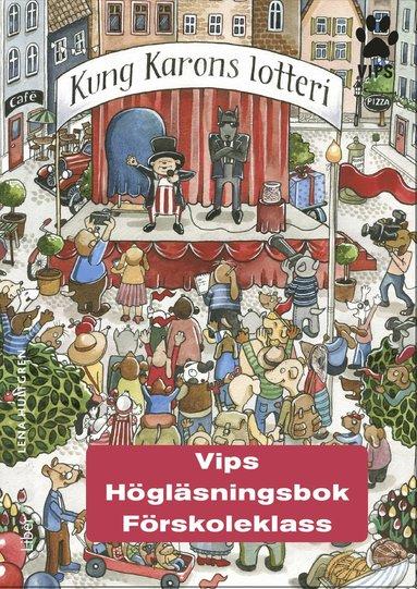 bokomslag Vips Högläsningsbok förskoleklass