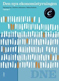 bokomslag Den nya ekonomistyrningen, bok med eLabb