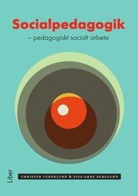 bokomslag Socialpedagogik : pedagogiskt socialt arbete