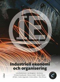 bokomslag Industriell ekonomi och organisering, bok med eLabb