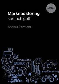 bokomslag Marknadsföring - kort och gott