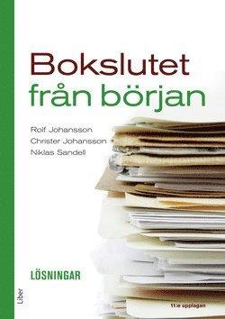 bokomslag Bokslutet från början : lösningar