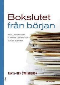 bokomslag Bokslutet från början : fakta- och övningsbok