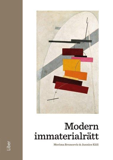 bokomslag Modern immaterialrätt