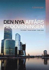 bokomslag Den nya affärsredovisningen Lösningar