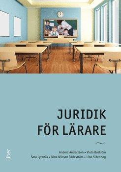bokomslag Juridik för lärare