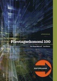 bokomslag Företagsekonomi 100 Lösningar