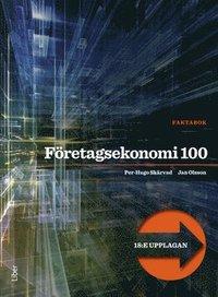 bokomslag Företagsekonomi 100 Fakta