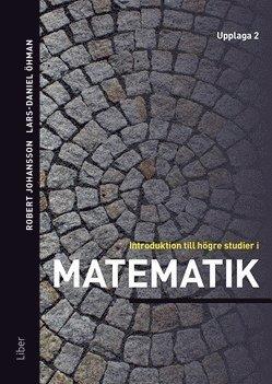 bokomslag Introduktion till högre studier i matematik