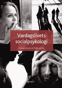 bokomslag Vardagslivets socialpsykologi