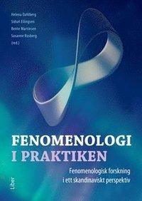 bokomslag Fenomenologi i praktiken : fenomenologisk forskning i ett skandinaviskt perspektiv
