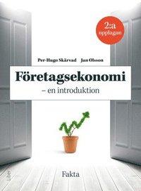 bokomslag Företagsekonomi - en introduktion : faktabok