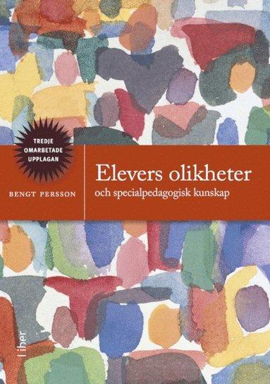 bokomslag Elevers olikheter: och specialpedagogisk kunskap