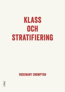 bokomslag Klass och stratifiering