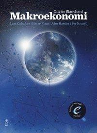 bokomslag Makroekonomi (bok med eLabb)