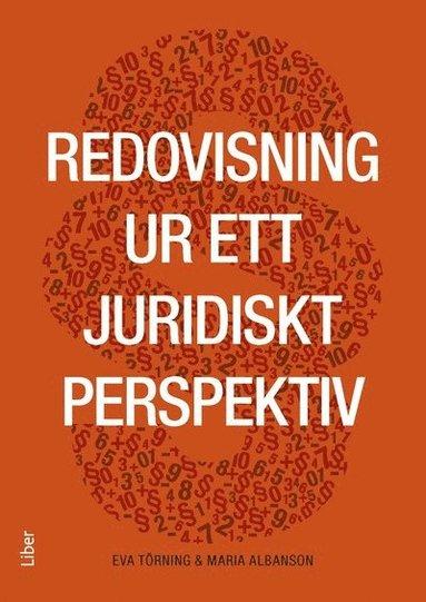 bokomslag Redovisning ur ett juridiskt perspektiv